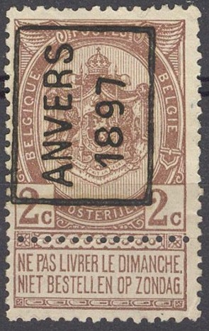 anvers 1897 A